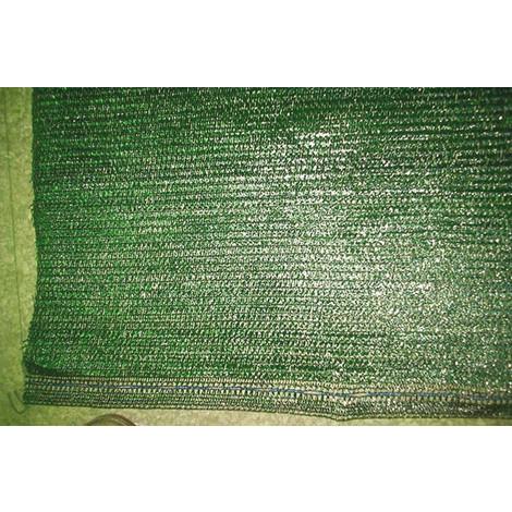 Malla Ocultacion Verde 2X50 M - NEOFERR - C2-0154