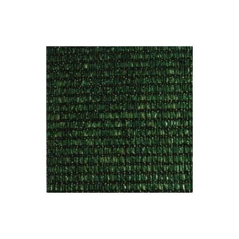 Malla Ocultacion Verde oscura 2x5 M Ty-2x5g