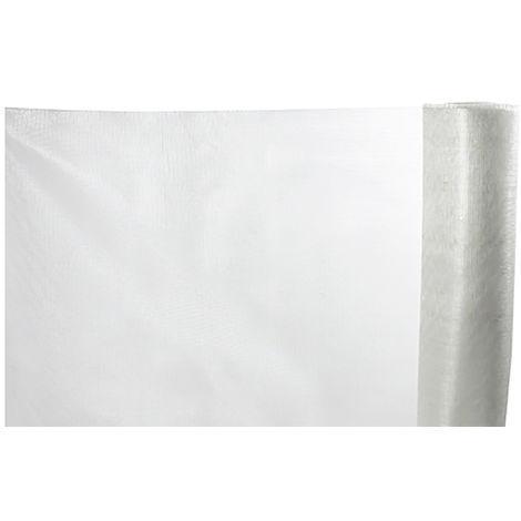 Malla pintura blanca luz 2,5x2,5 58 gr. m21 x 50 mts.