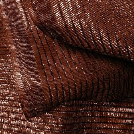 Malla plana extra de sombreo y ocultación marrón (varias medidas)
