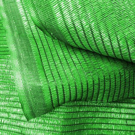 Malla plana extra de sombreo y ocultación verde (varias medidas)