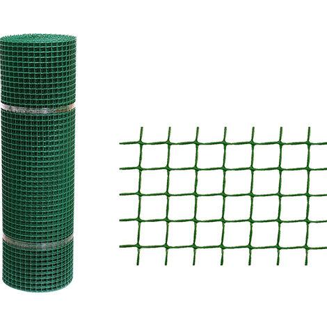 MALLA PLAST OREWORK 44x44 25m VD