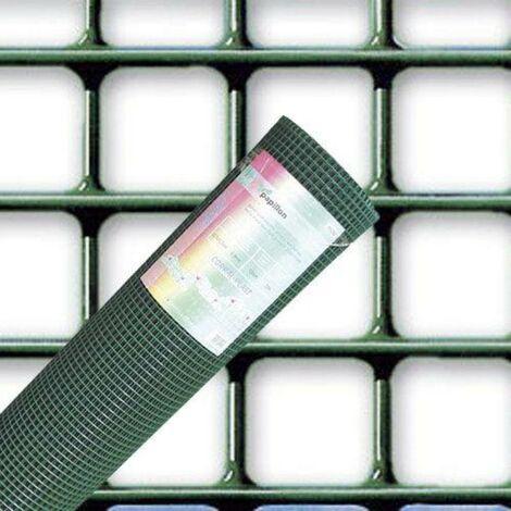 MALLA PLAST.CORRAL 13X13/100 RO.25MT A101_01200545