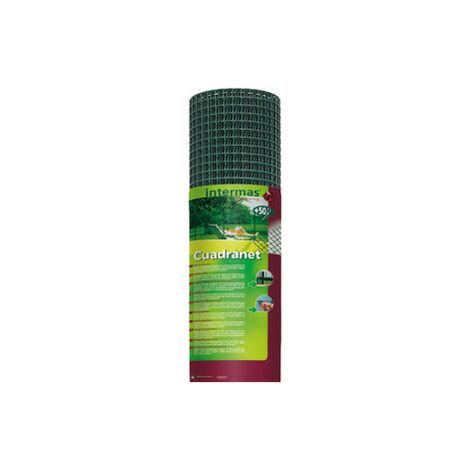 Malla plástica cuadrada 420 gr/m2 intermas group - varias tallas disponibles