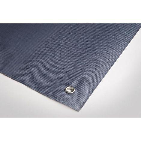 Malla plástica textyle privé color acero tenax - varias tallas disponibles