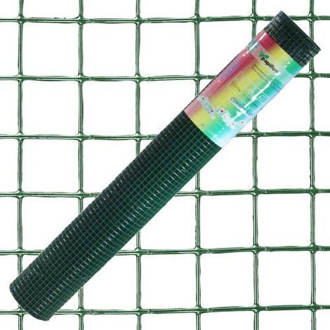 Malla Plastificada Corral 13X13 100Mtrs