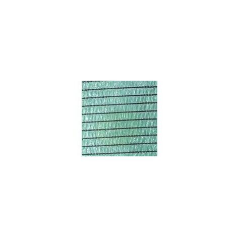 Malla sombreadora 90% Premium 50 m Verde (Anchura: 1,5 metro)