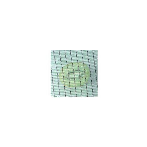 Malla Sombreadora de 10 m 50% sombreadora negro (Elige anchura)