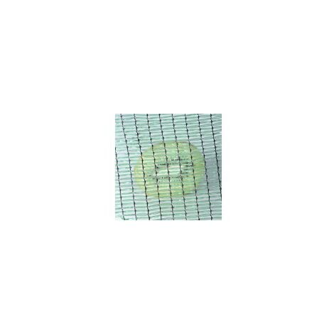 Malla Sombreadora de 10 m 50% sombreadora verde oscuro (Elige anchura)