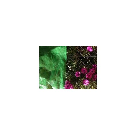 Malla sombreadora Premium 90% 20 m Verde (Elige Anchura)