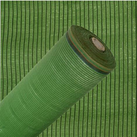 Malla Sombreo 2,0mt. Verde Ro.100mt.