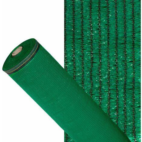 """main image of """"Malla sombreo 90%, rollo 2 x 50 metros, reduce radiación, protección jardín y terraza, regula temperatura, color verde claro"""""""