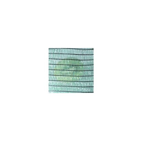 Malla Sombreo de 50 m 50% sombreadora Verde (Elige anchura)