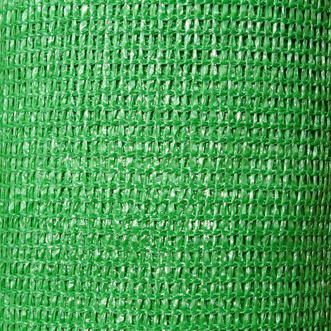 Malla tenis verde para ocultación 120gr