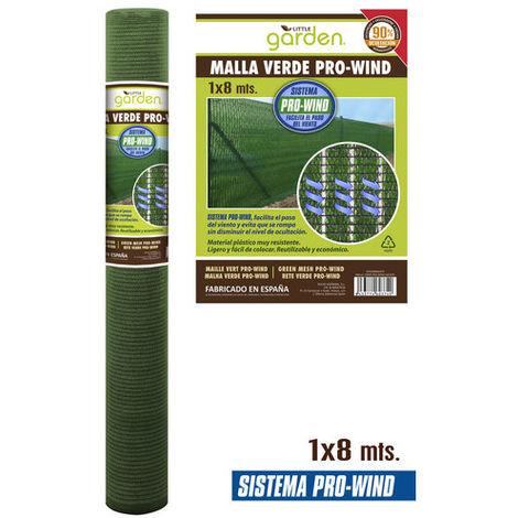 Malla Verde Pro-wind (1x8m)