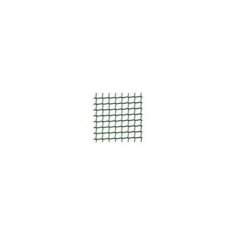 Mallas Mosquiteras Cuadradas 1 x 25 m (Color: Blanco - LUZ DE MALLA (cuadrito): 5x5)