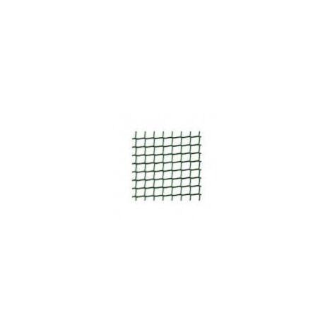 Mallas Mosquiteras Cuadradas 1 x 25 m (Color: Verde - LUZ DE MALLA (cuadrito): 10x10 (1 cm2))