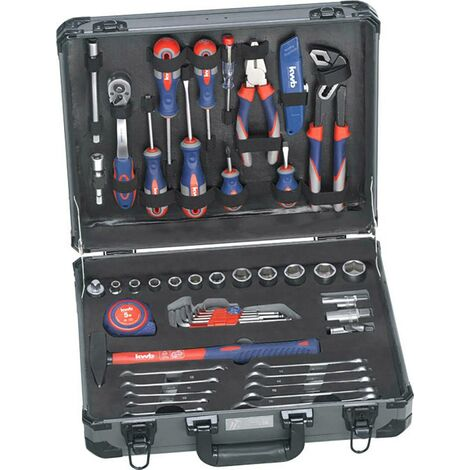 Mallette à outils équipée kwb 370740 51 pièces 1 pc(s) R940051