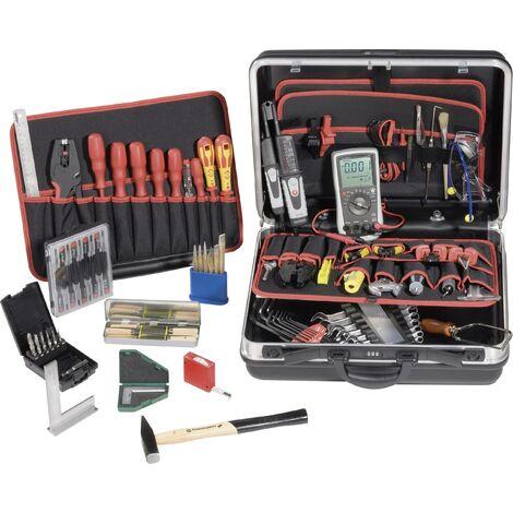 Mallette à outils équipée TOOLCRAFT 824497 pour apprentis 85 pièces (l x H x P) 490 x 185 x 420 mm 1 set C51104