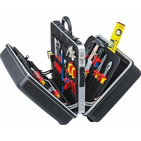 Mallette à outils KNIPEX BIG Twin Electro 65 pièces
