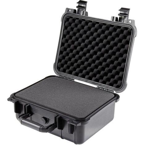 Mallette à outils non équipée Basetech 1310219 (L x l x H) 350 x 295 x 150 mm