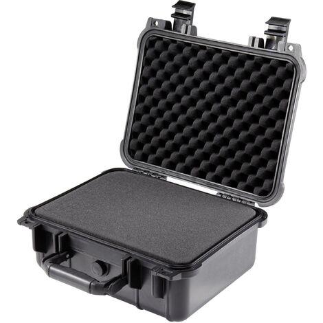 Mallette à outils non équipée Basetech 1310219 (L x l x H) 350 x 295 x 150 mm Y975901
