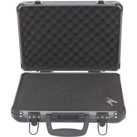 Mallette à outils non équipée Basetech 1409411 universelle (l x H x P) 330 x 90 x 230 mm 1 pc(s)