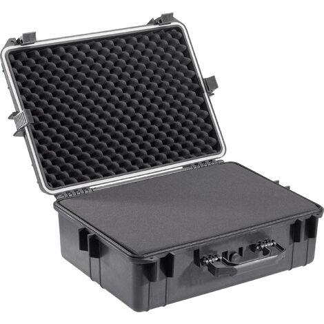 Mallette à outils non équipée Basetech 658799 universelle (L x l x H) 560 x 430 x 215 mm 1 pc(s) X36400