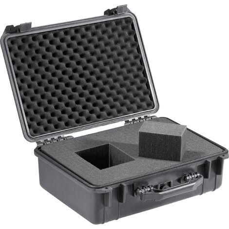 Mallette à outils non équipée Basetech 708503 universelle (L x l x H) 460 x 360 x 175 mm 1 pc(s) D76372