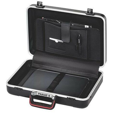 Mallette à outils PARAT Attaché black, 475 x 365 x 135 mm
