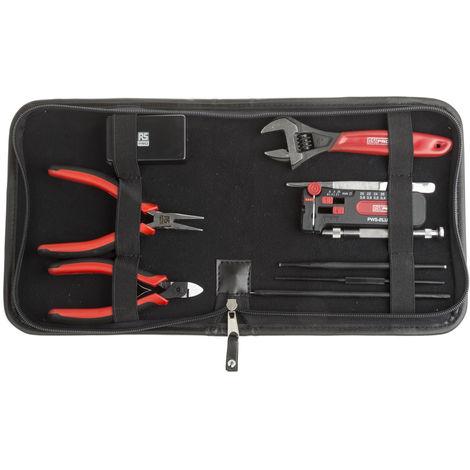 Mallette à outils pour Electriciens, Jeu de 14 pièces