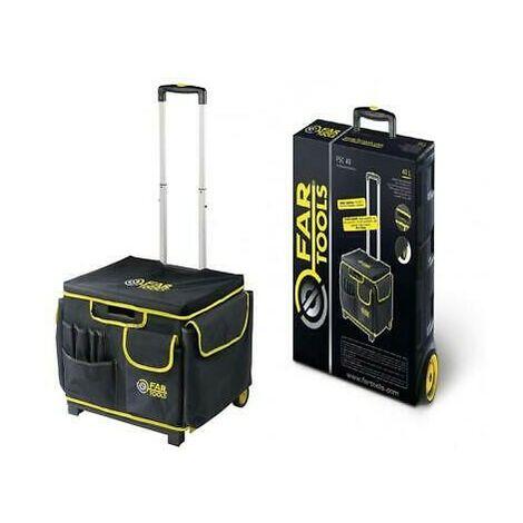 Mallette de transport sur roulettes et pliable - Fartools FSC 40