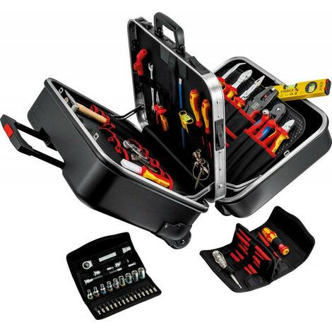 Mallette d'outils Big Win jusqu'a 25 kg, modele 00 21 42, 520x250x435mm