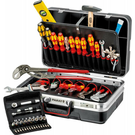 Mallette ŕ outils Sanitär Meister Knipex