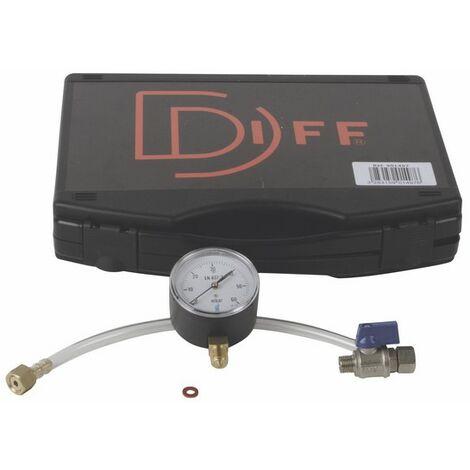 """main image of """"Mallette pression gaz 60mb - DIFF"""""""