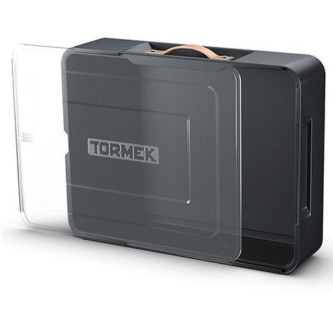 Mallette Tormek Case - 308 x 399 x 95 mm avec poignée en cuir - -