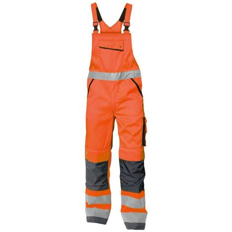 MALMEDY Salopette de chantier haute visibilité Dassy