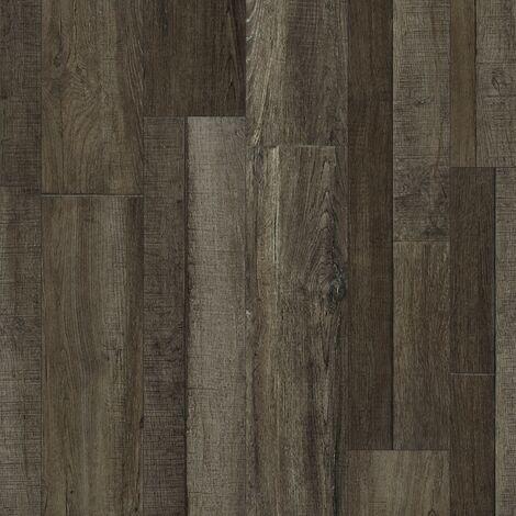 Malmo Brada Chestnut Rigid Senses Flooring 1220mm x 180mm (Pack Of 8 - 1.75m2)