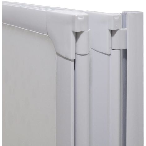 Mampara de ducha con 3 paneles