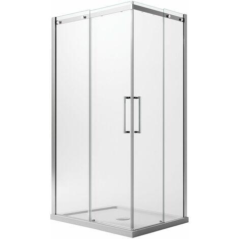 Mampara de ducha con Easy-Clean mod. Prime Corner