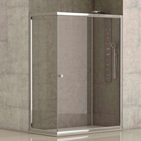 Mampara de ducha cuadrada Catania