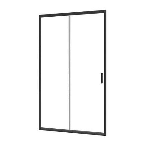 Mampara de ducha NAPA Guias 180 PERFIL CROMADO Dimensiones : 180x195 cm - Aqua +