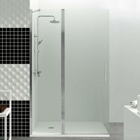 Mampara de ducha Open COMBI C FREE puerta + abatible