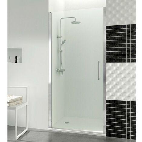 """main image of """"Open puerta de cristal abatible con cierre perfil imán"""""""