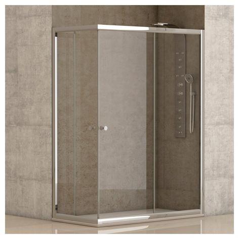 Mampara de ducha rectangular catania