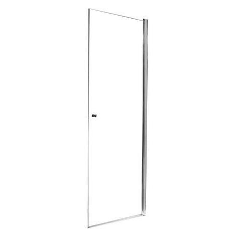 MAMPARA FRISCO Puerta pivotante 120 Transparente Dimensiones : 120x195 cm - Aqua +