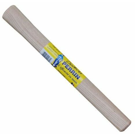 Manche bois 37 cm pour marteau de coffreur