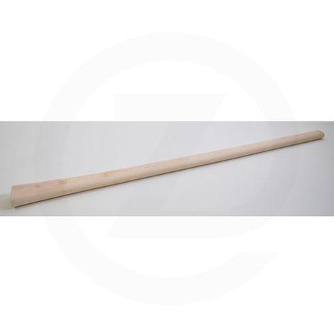 Manche de pioche oval, frêne, 64 / 39 mm, 95 cm