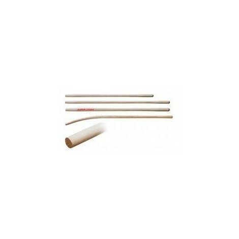 Manches pelles, fourches, crocs, racloirs de coffreur Légèrement conique Ø 35 mm - 40 x 1100 mm OU 40 x 1300 mm