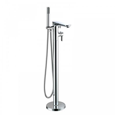 Manchester Freestanding Column Bath Shower Mixer
